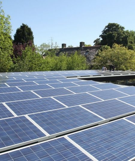 ronde zonne energie